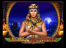 В Riches Of Cleopatra играйте онлайн