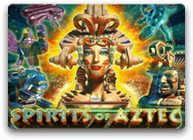 Spirits Of Aztec играть онлайн