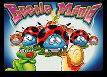 Автомат Beetle Mania играть онлайн