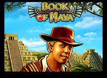 Book Of Maya играть онлайн