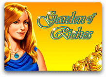 Онлайн автомат Garden Of Riches играть онлайн