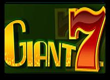 Азартный автомат Giant 7 играть онлайн