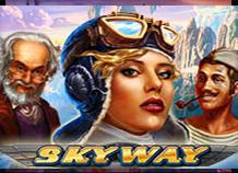Sky Way игровой автомат Вулкан