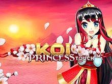 Уникальный игровой автомат Koi Princess на сайте Вулкан Делюкс