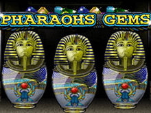 Автомат Pharaohs Gems — регистрируйтесь в казино Вулкан