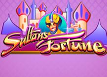 Автомат Sultan's Fortune – восточная сказка с регистрацией в Вулкан