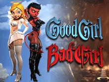 Автомат на реальные деньги Good Girl, Bad Girl игрового клуба Вулкан
