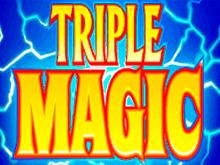 Triple Magic – игровой слот с тематическим интерфейсом