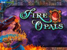 Онлайн-аппарат Fire Opals дарит фантастическую атмосферу огня