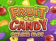 Fruit Vs Candy – игровой автомат для азартной игры онлайн