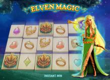 Elven Magic – играть онлайн в автомат от Red Tiger Gaming