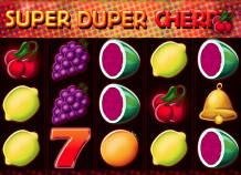 Игровой аппарат Super Duper Cherry